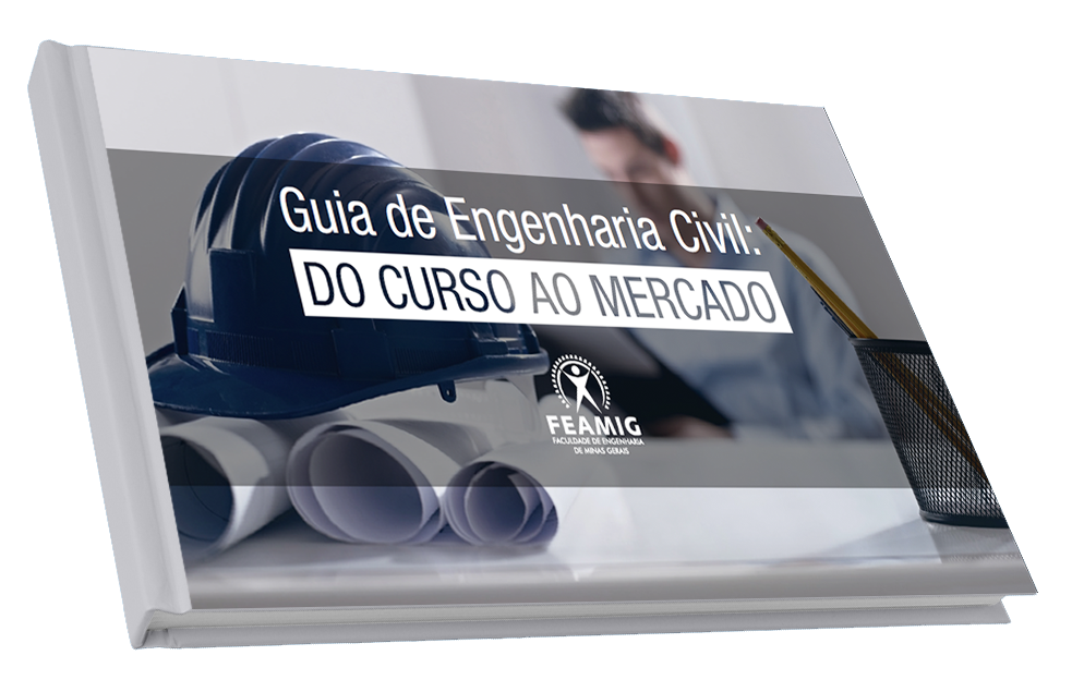 Capa do E-book Engenharia Civil