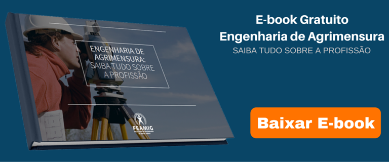 Banner baixe o e-book gratuito de Engenharia de Agrimensura