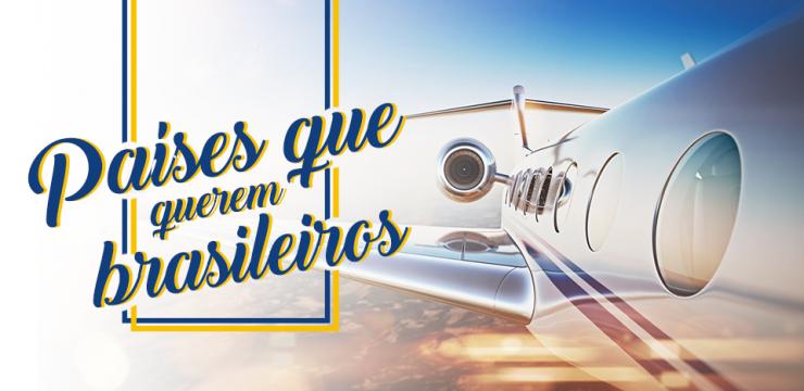 Profissionais globais: países que querem brasileiros e quais os profissionais mais procurados