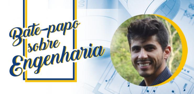 """ENTREVISTA: """"Estudante de Engenharia precisa ser capaz de aliar a lógica com sua criatividade"""", diz professor Jouber Paulo Ferreira"""